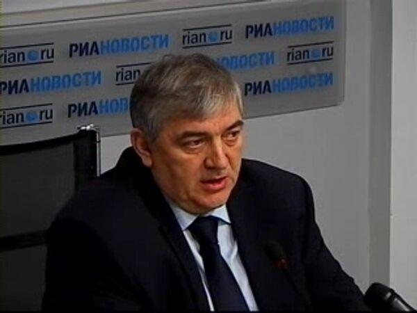 Начальник Московского метро Дмитрий Владимирович Гаев