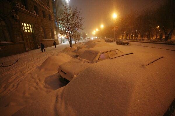 Столбик термометра в Польше ночью опустится до минус 30 градусов