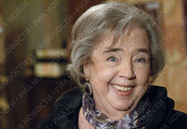 Директор Центрального дома актера имени А.А. Яблочкиной (ЦДА) Маргарита Эскина