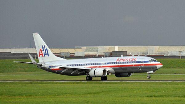 Boeing 737 американской авиакомпании American Airlines