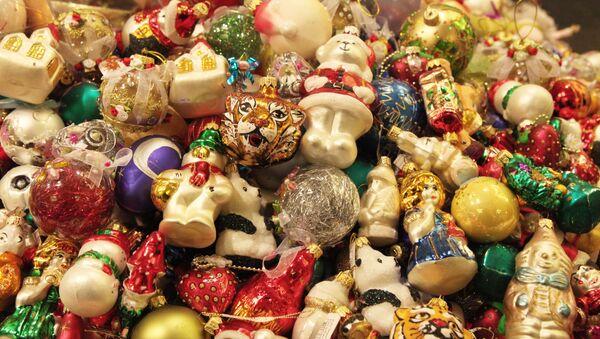 VIII Рождественская ярмарка подарков в ЦДХ