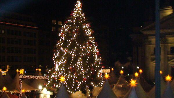 Рождество в Германии. Архивное фото