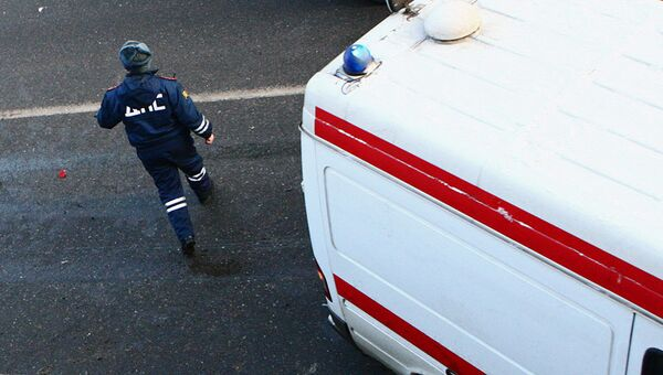 Один человек погиб, один пострадал в результате ДТП в Москве