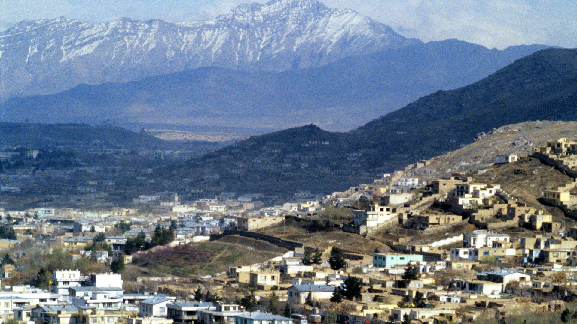 Вид города Кабул - РИА Новости, 1920, 29.08.2021