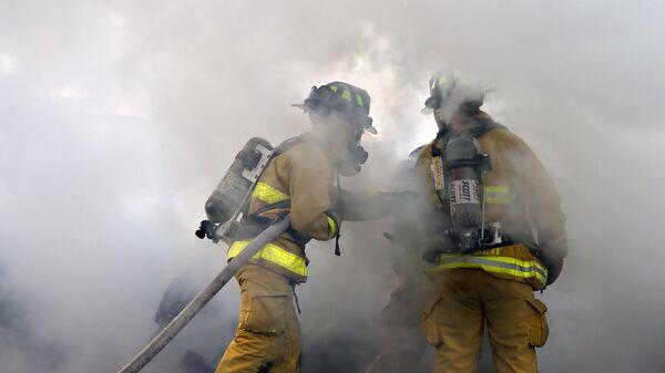 Бельгийские Пожарные