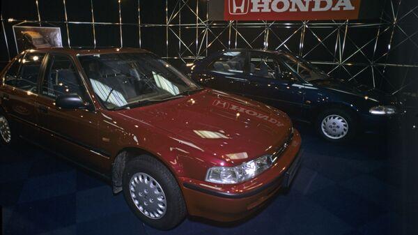 Автомобили японской фирмы Хонда