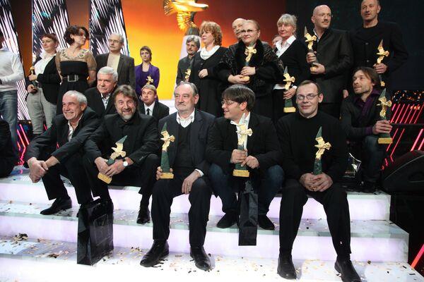 Церемония награждения премии Золотой орел