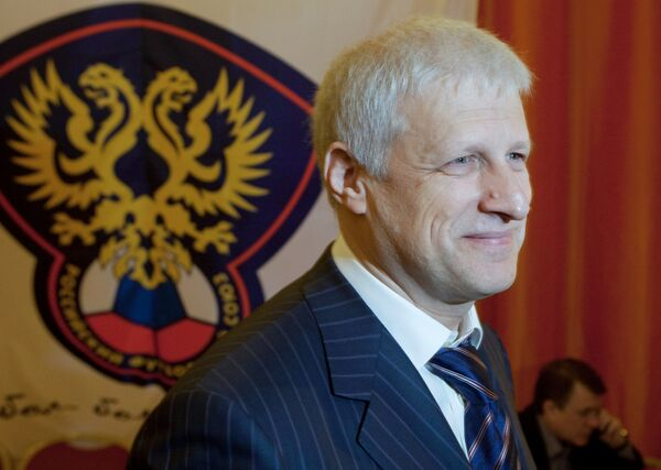 Сергей Фурсенко. Архив