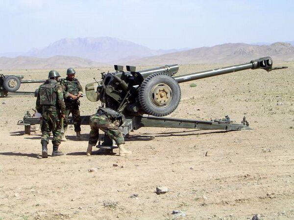 Операция против талибов готовится в афганской провинции Гельменд