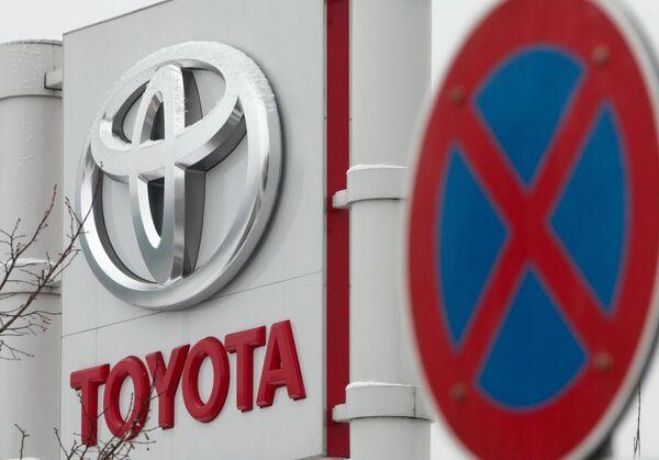 Массовый отзыв автомобилей Toyota из-за дефекта педали газа