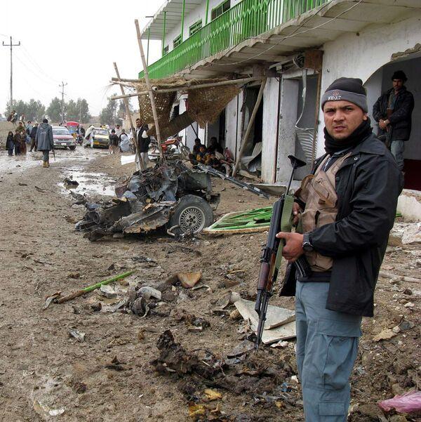 Теракт в Кандагаре
