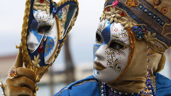 Венецианский карнавал 2010 года