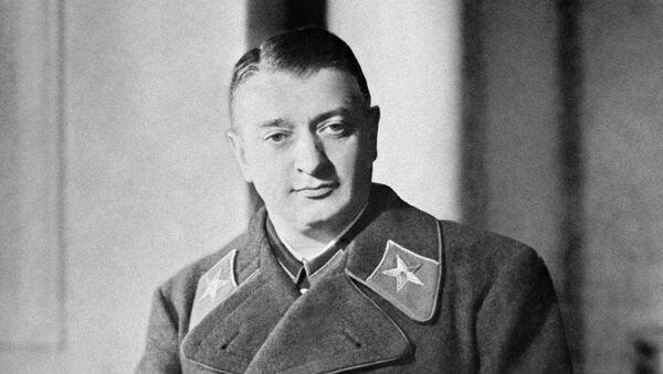 Маршал Советского Союза Михаил Тухачевский