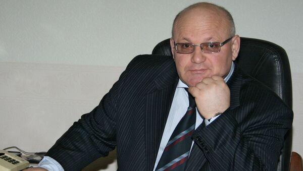 Бывший губернатор ЕАО Александр Винников. Архивное фото