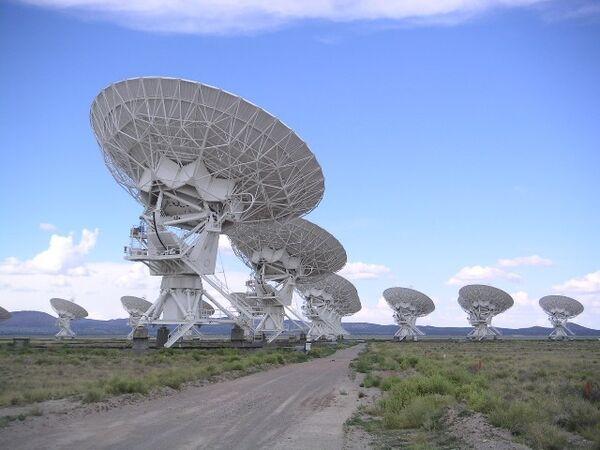 Британцы смогут отправить телеграммы инопланетянам