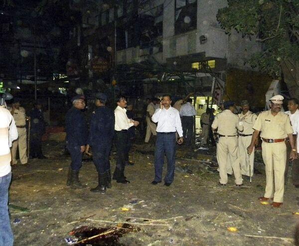 Теракт произошел в субботу в индийском городе Пуна, погибли девять человек