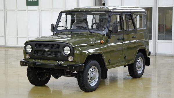 УАЗ в I квартале увеличил выпуск автомобилей в 2,8 раза - до 6,5 тысяч