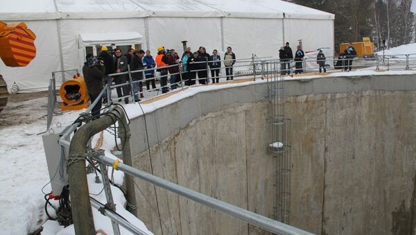 Строительство газопровода Opal в Любмине. Архивное фото