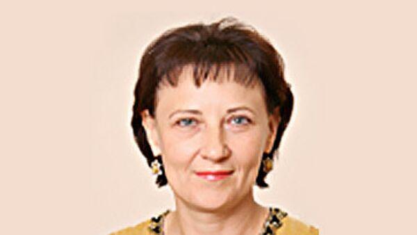 Руководитель отделения Пенсионного фонда РФ по Санкт-Петербургу и Ленинградской области Наталья Гришкевич