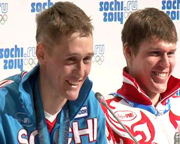 Самый главный старт в жизни – российские лыжники о победе на Олимпиаде