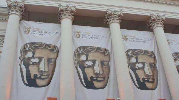 Королевский театр оперы и балета Ковент-гарден, место проведения церемонии вручения наград Британской академии кино- и телеискусства BAFTA. Архив