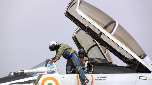 МиГ-29 ВВС Индии. Архивное фото