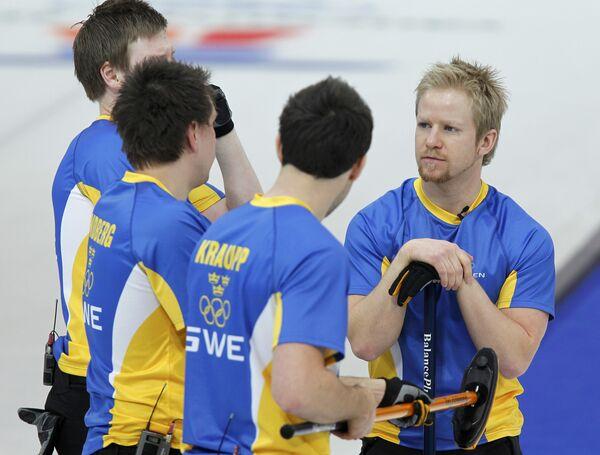Мужская сборная Швейцарии по керлингу