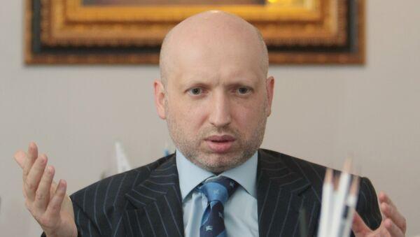 Александр Турчинов, архивное фото