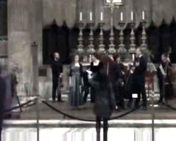 Концерт российского ансамбля беспардонно сорвали