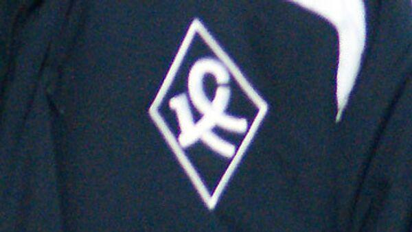 Логотип ФК Крылья Советов. Архив