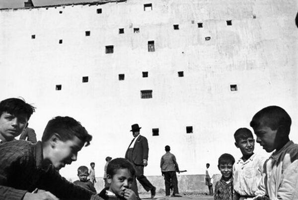 Анри Картье-Брессон. Мадрид, Испания. 1933