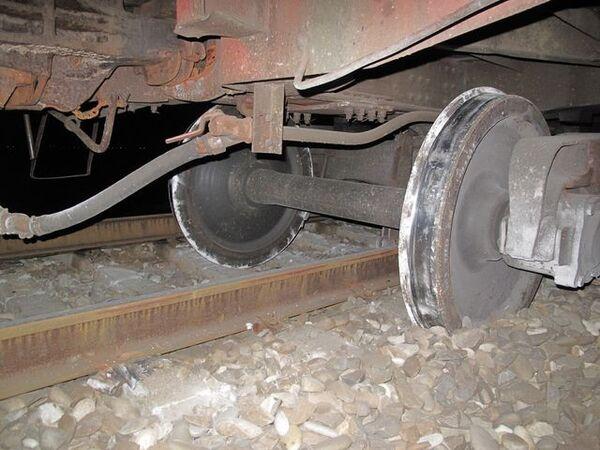 Подрыв поезда в Махачкале