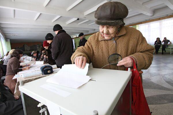 Выборы мэра Иркутска