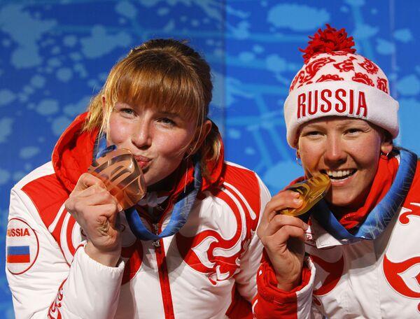 X Зимние Паралимпийские игры. Женщины. Биатлон