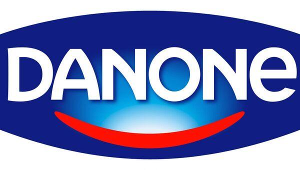 Логотип компании Danone
