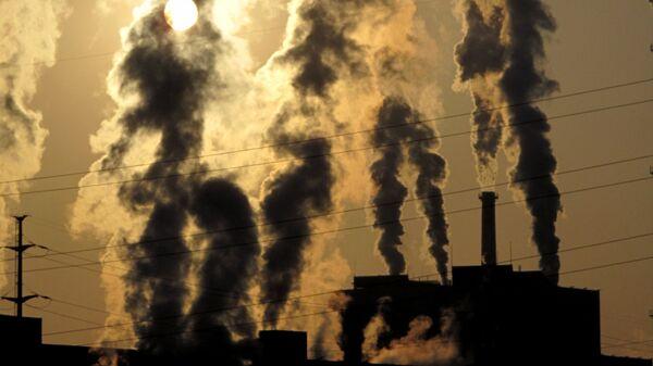 Выброс в атмосферу загрязняющих веществ