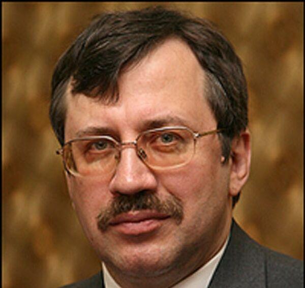 Статс-секретарь - заместитель руководителя Федеральной антимонопольной службы Андрей Цариковский