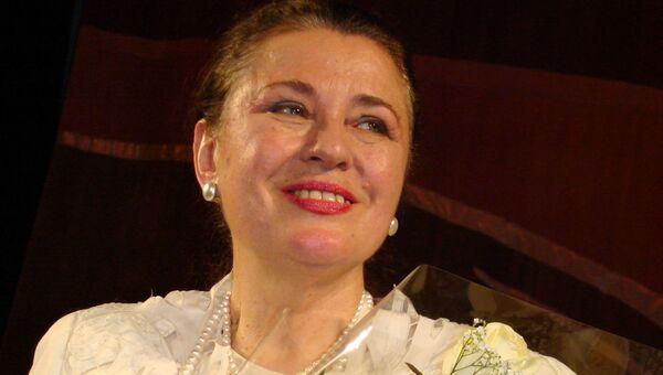 Народная артистка России Валентина Толкунова.