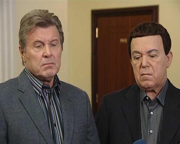 Кобзон, Лещенко и Шуфутинский о Валентине Толкуновой