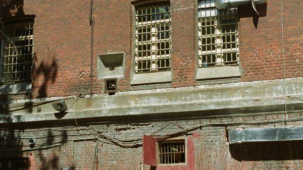Бутырская тюрьма СИЗО №2