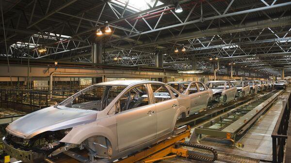 Импорт легковых автомобилей в РФ за 5 месяцев вырос на 15,3%