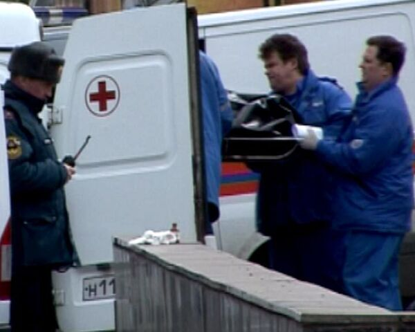 Спасатели подняли на поверхность тела погибших при взрыве на Лубянке