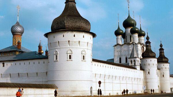 Церковь Николы Рубленого  Ярославского Кремля