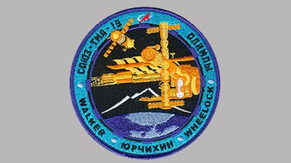 Эмблема Союза ТМА-19