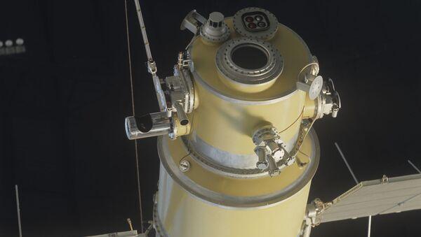 Искусственный спутник Земли серии Метеор. Архивное фото