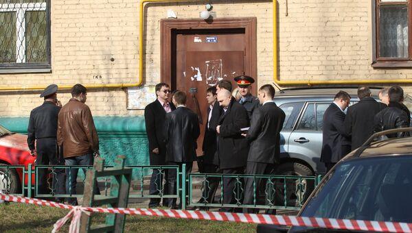 Федеральный судья Эдуард Чувашов застрелен в центре Москвы