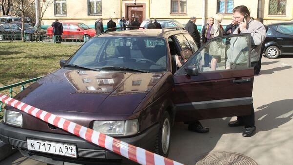 Адвокат Маркелов и судья Чувашов были застрелены из одного оружия