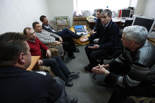 Екатеринбургские авиадиспетчеры присоединились ко всероссийской акции поддержки Ростовских авиадиспетчеров
