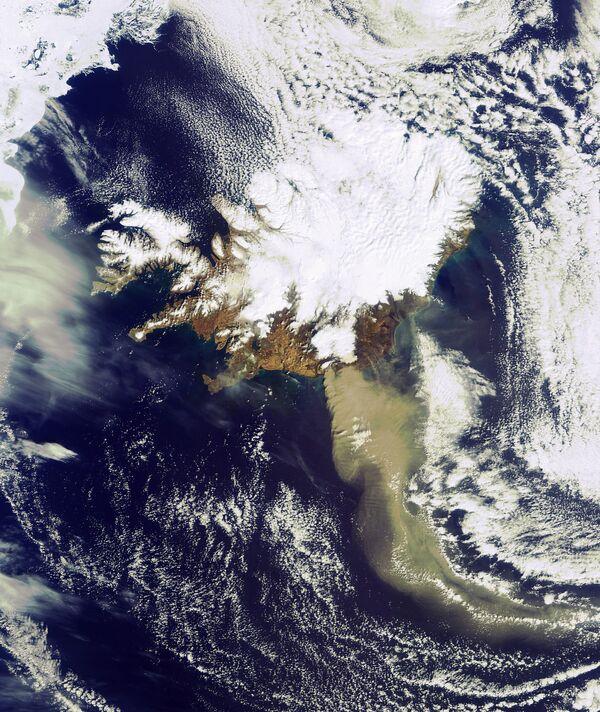 Вулкан Эйяфьятлайокудль