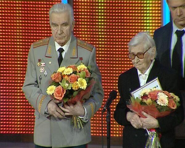 Ветераны-фронтовики признаны лучшими врачами России